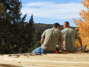 Grand View Deck and Patio Crew - Colorado Deck Builders