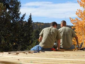 Grand View Deck and Patio Crew - Colorado Deck Builders