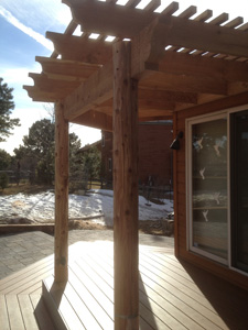 Pergola Builders in Denver - Grand View Deck and Patio